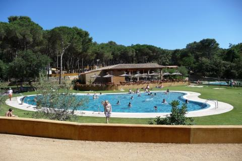 Country Camp Begur
