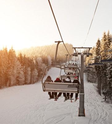 Winterurlaub Eifel