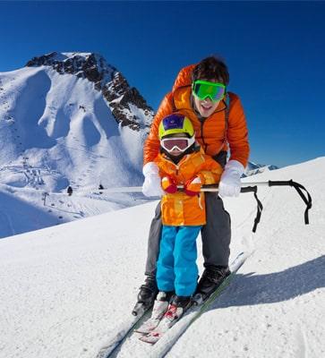 Alle belgischen Wintersport-Ferienparks