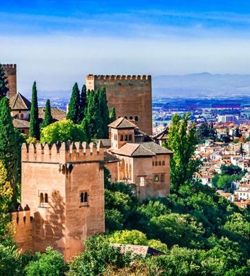 Ferienparks Andalusien Spanien
