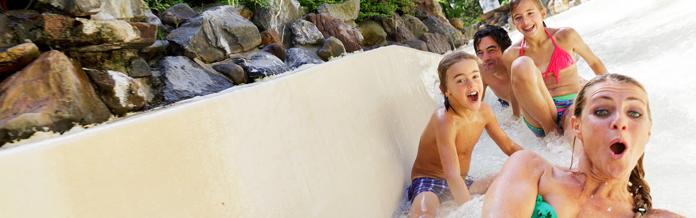 Ferienparks mit Spaßbad
