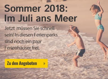 Im Juli ans Meer