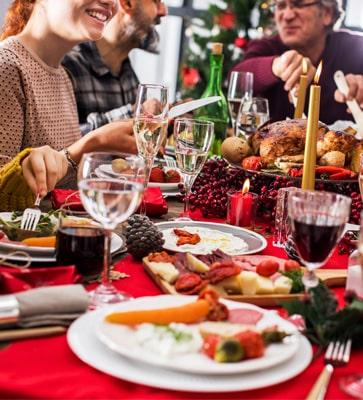 Gruppenunterkunft für Silvester