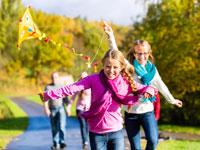 Ferienparks Herbstferien, Bungalows Herbstferien, Herbstferien,