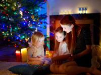 Eine Woche Urlaub über Weihnachten