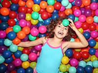 Ferienparkeinrichtungen für Kinder