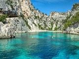 Französische Ferienparks am Meer