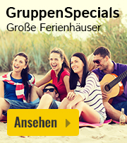 Ferienhaus für Gruppen
