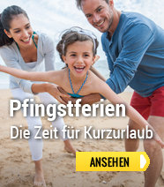 Ferienhaus über Pfingsten