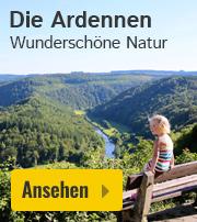 Ferienparks in den Ardennen