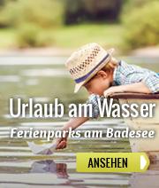 Ferienparks mit Badesee