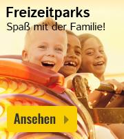 Ferienparks in der Nähe von Freizeitparks