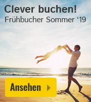 Frühbucher Sommer 2019