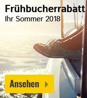 Frühbucherrabatt 2018