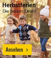 Herbstferien Ferienhaus - Angebote