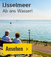 Auszeit am IJsselmeer