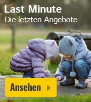 Last minute Ferienhaus Angebot