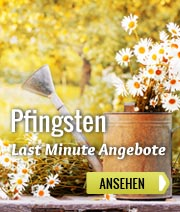 Pfingsten Last Minute Angebote
