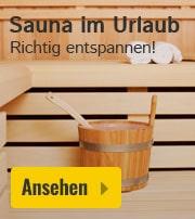 Ferienhaus mit Sauna