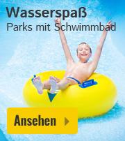 Ferienparks mit Schwimmbad Angebote