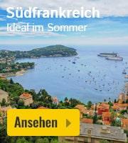 Ferienparks in Südfrankreich