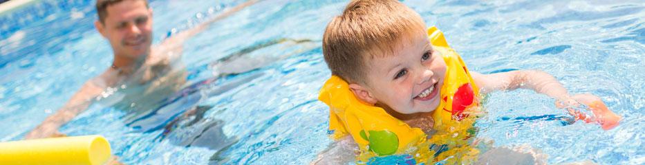 Ferienparks Deutschland mit Schwimmbad