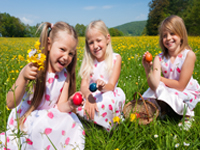 Ferienpark Ostern