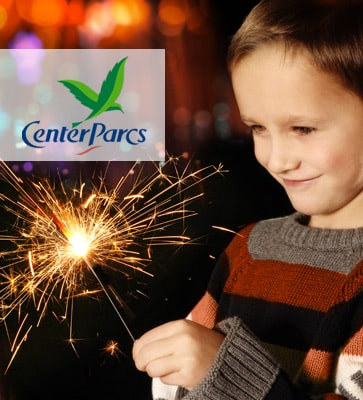 Silvester bei Center Parcs