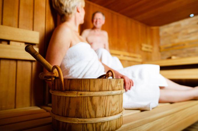 Ferienpark mit Sauna inkl. Handtücher