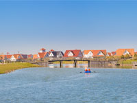 Bester Ferienpark an der holländischen Küste