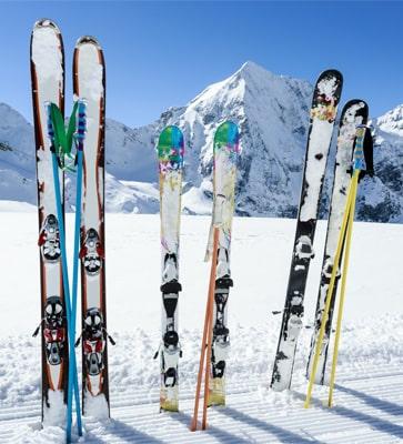 Beliebte Skiregionen in Belgien
