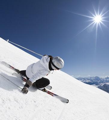 Beliebte Skiregionen in Deutschland