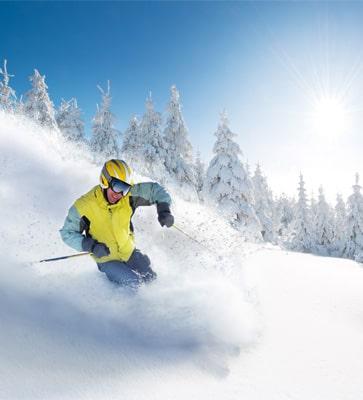 Beliebte Skiregionen in Frankreich