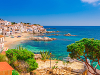 Ferienparks in Katalonien Spanien