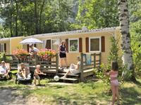 Mobilheime und Chalets Frankreich