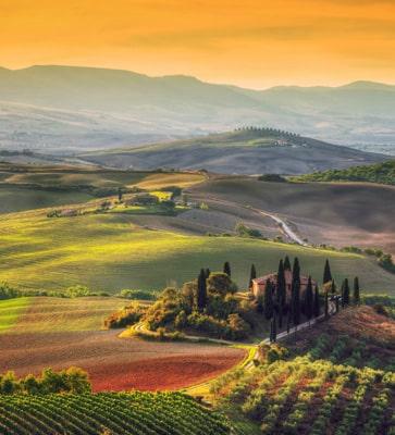 Ferienparks in der Toskana Italien