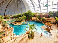 Der Ferienpark mit dem besten Erlebnisbad