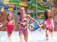 Ferienparks mit Wasserpark