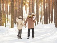 Ferienparks Winterferien
