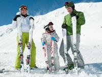 Ferienparks in Skigebieten