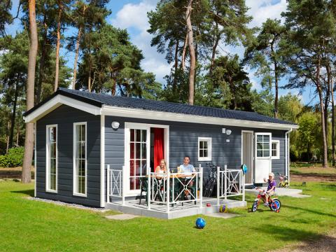 4-Personen Ferienhaus Greenhouse Zetha