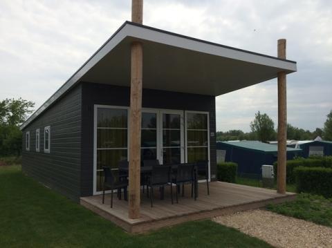 6-Personen Mobilheim/Chalet Comfort Lodge