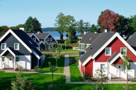 6-Personen Ferienhaus 4+2 (bis 12 J.) Falster