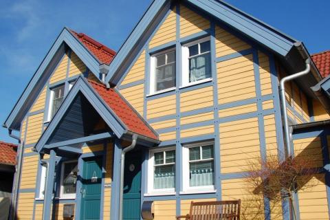 6-Personen Ferienhaus F Kajuit