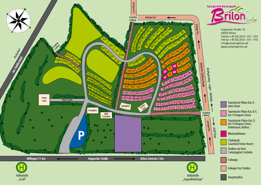 Camping & Ferienpark Brilon