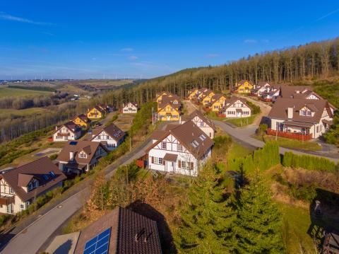 6-Personen Ferienhaus Eifel