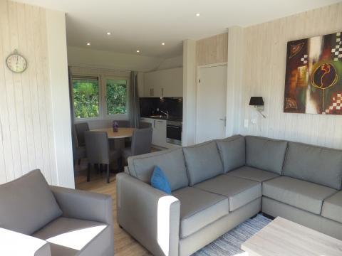 6-Personen Ferienhaus Eifel Comfort