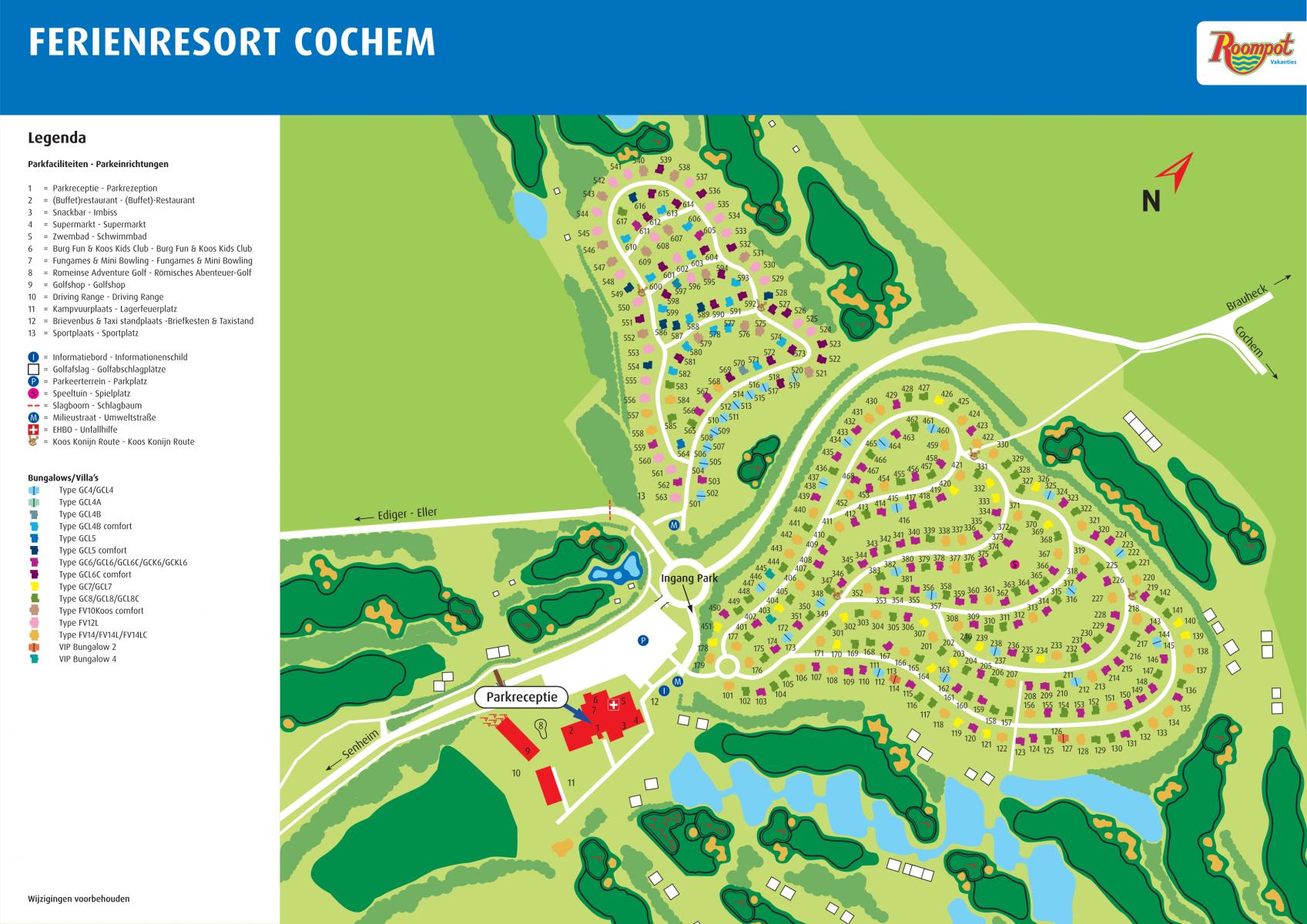 Roompot Ferienresort Cochem
