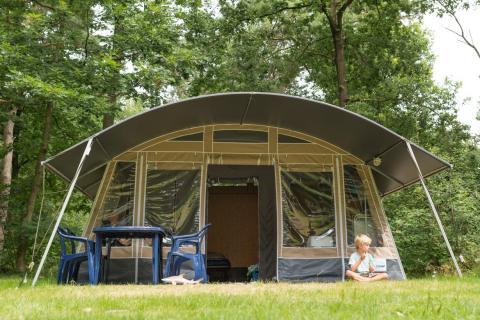 6-Personen Möbliertes Zelt Lodge