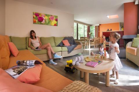 6-Personen Ferienhaus Comfort CH292